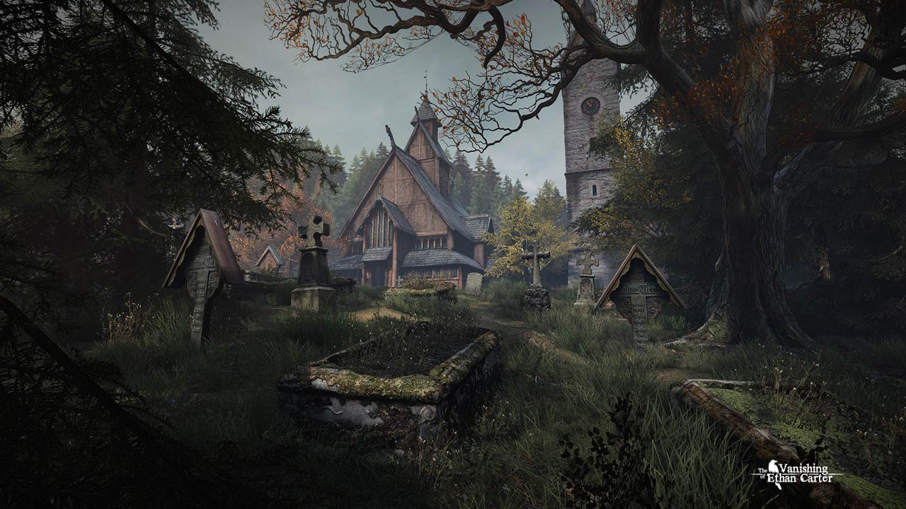 The Vanishing of Ethan Carter (STEAM KEY / RU/CIS)