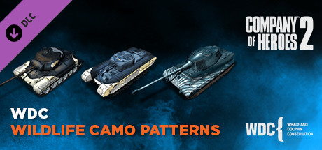 Company of Heroes 2 - Whale and Dolphin Pattern Pack 2019