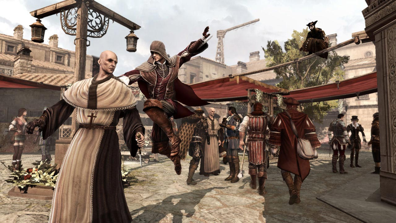 Assassin's Creed Brotherhood (UPLAY KEY / RU/CIS)