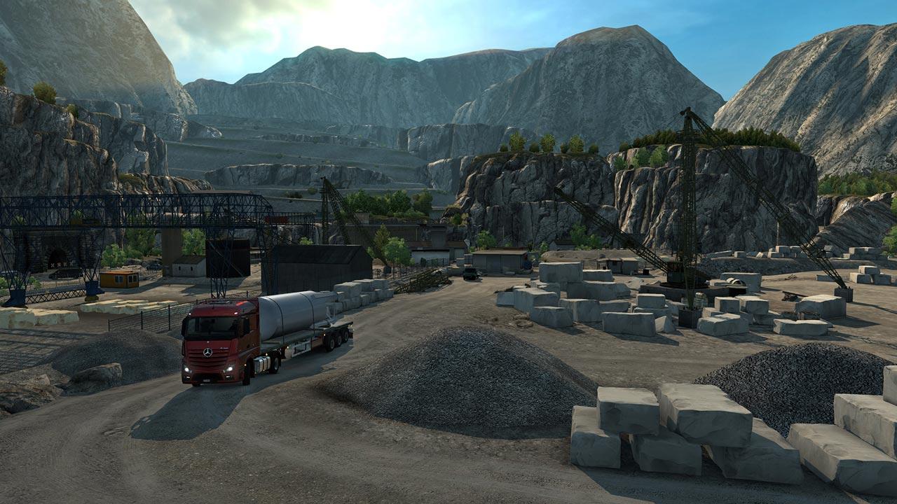 Euro Truck Simulator 2 - Italia (DLC) STEAM KEY / RU 2019