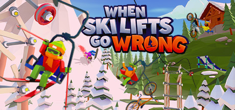 When Ski Lifts Go Wrong (STEAM KEY / RU/CIS)