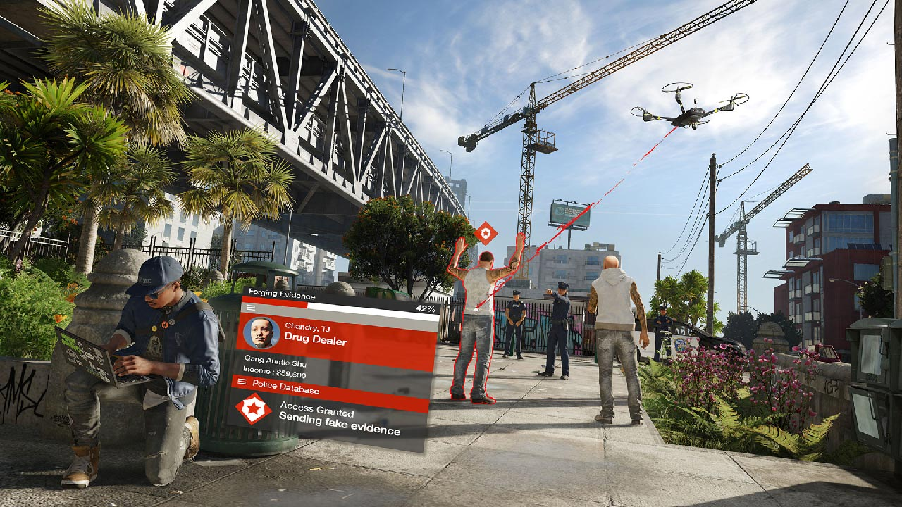 Watch_Dogs2 / Watch Dogs 2 Deluxe Edition (UPLAY KEY)