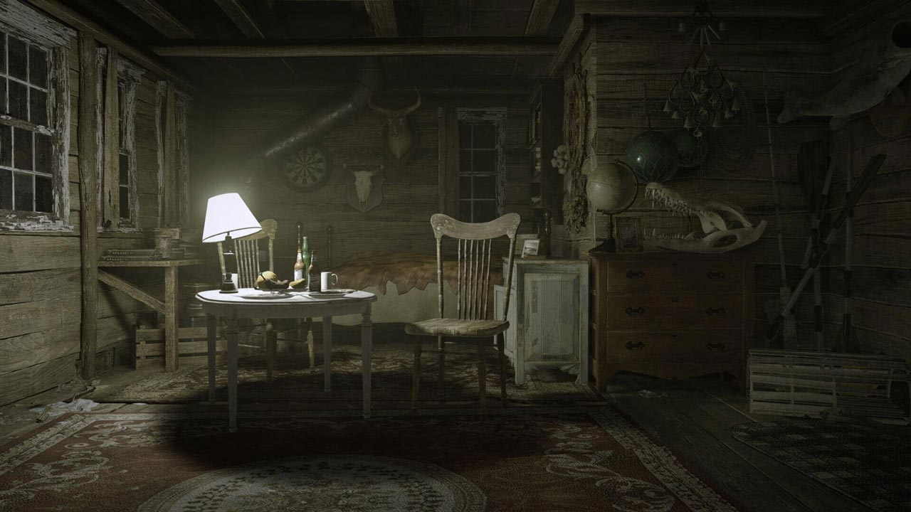 RESIDENT EVIL 7 biohazard (STEAM KEY / RU)