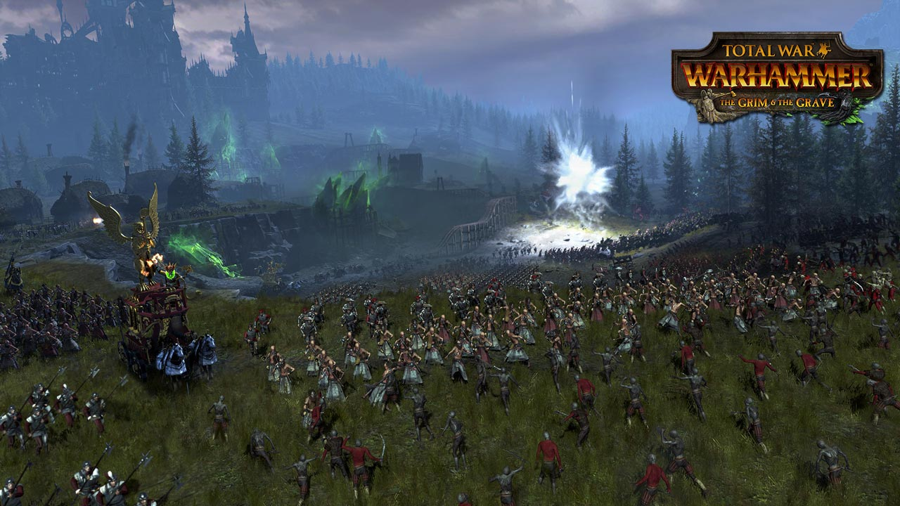 Total War: WARHAMMER - The Grim and the Grave (DLC) KEY