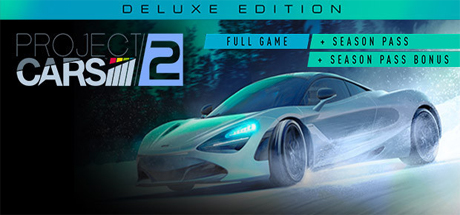 Project CARS 2 Deluxe Edition (STEAM KEY / RU/CIS)