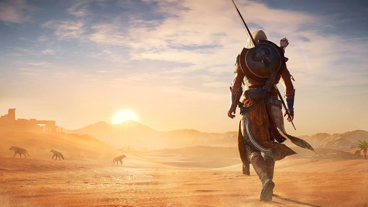 Assassin's Creed Origins Deluxe Edition (UPLAY KEY)