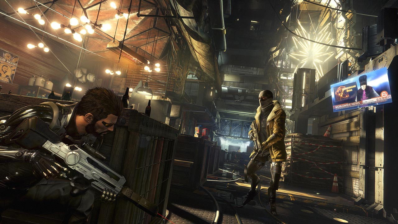 Deus Ex: Mankind Divided - Deluxe Edition (STEAM KEY)