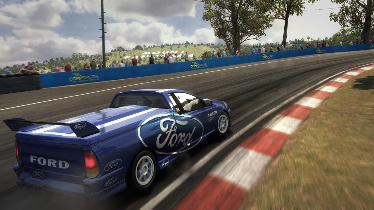 GRID 2 - Bathurst Track Pack (DLC) STEAM KEY / ROW