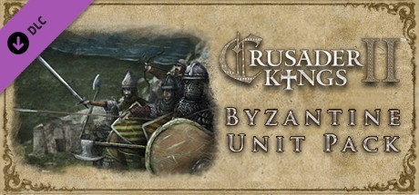Crusader Kings II: Byzantine Unit Pack (DLC) STEAM KEY