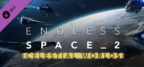 Endless Space 2 - Celestial Worlds (DLC) STEAM KEY