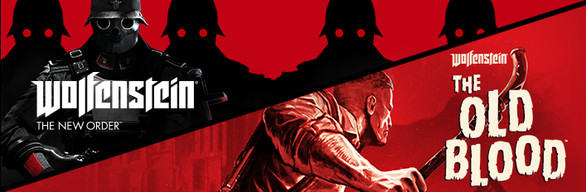 Wolfenstein: The Two Pack (New Order + Old Blood) STEAM