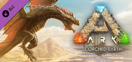 ARK: Scorched Earth Expansion Pack (DLC) STEAM KEY/ROW