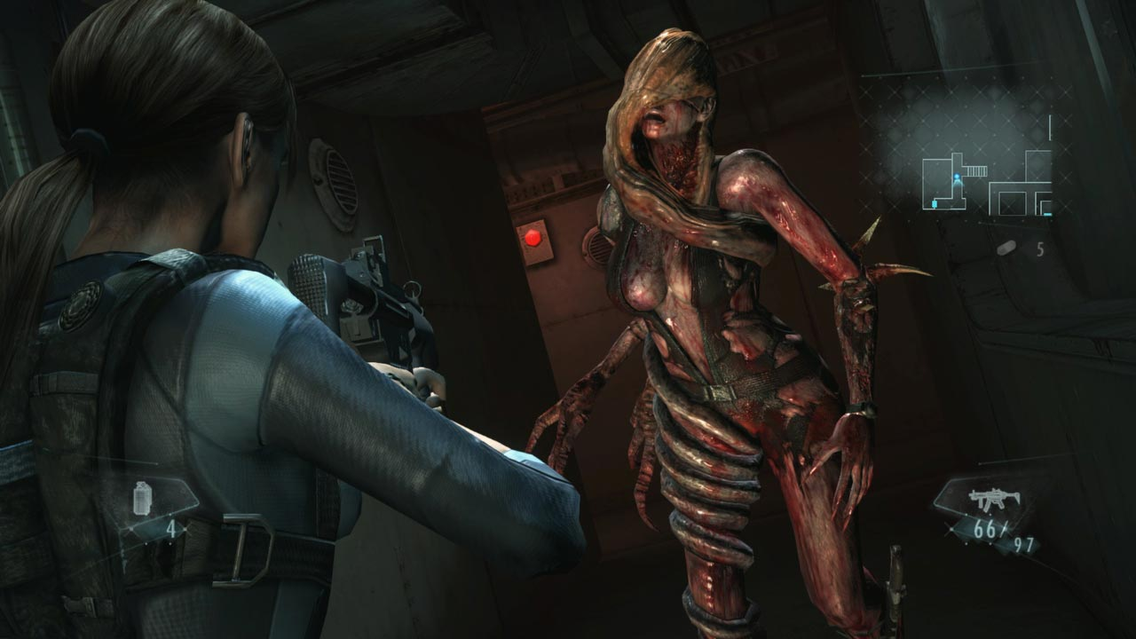 Resident Evil Revelations / Biohazard (STEAM KEY / ROW)