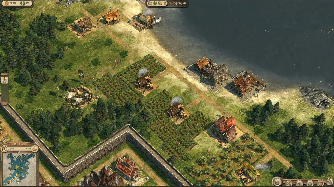 Anno 1404 Gold Edition (2 in 1) UPLAY KEY / RU/CIS