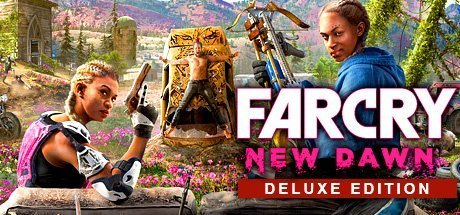 Far Cry New Dawn Deluxe Edition (UPLAY KEY / RU/CIS)