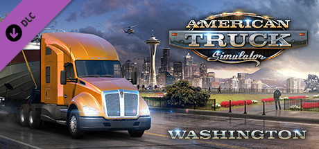 American Truck Simulator - Washington (DLC) STEAM KEY