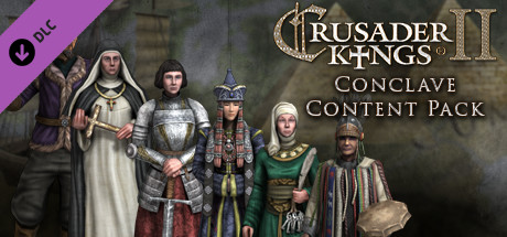Crusader Kings II: Conclave Content Pack (DLC) STEAM