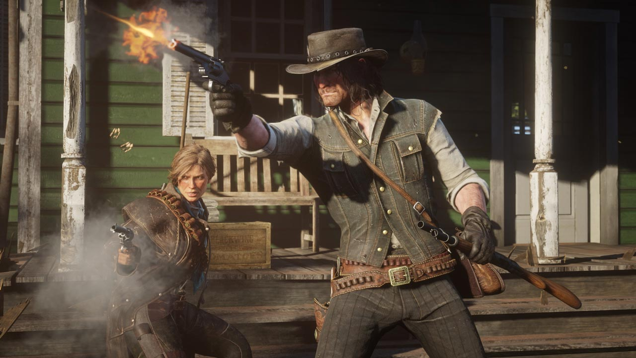 Red Dead Redemption 2: Ultimate Edition + Online (KEY)