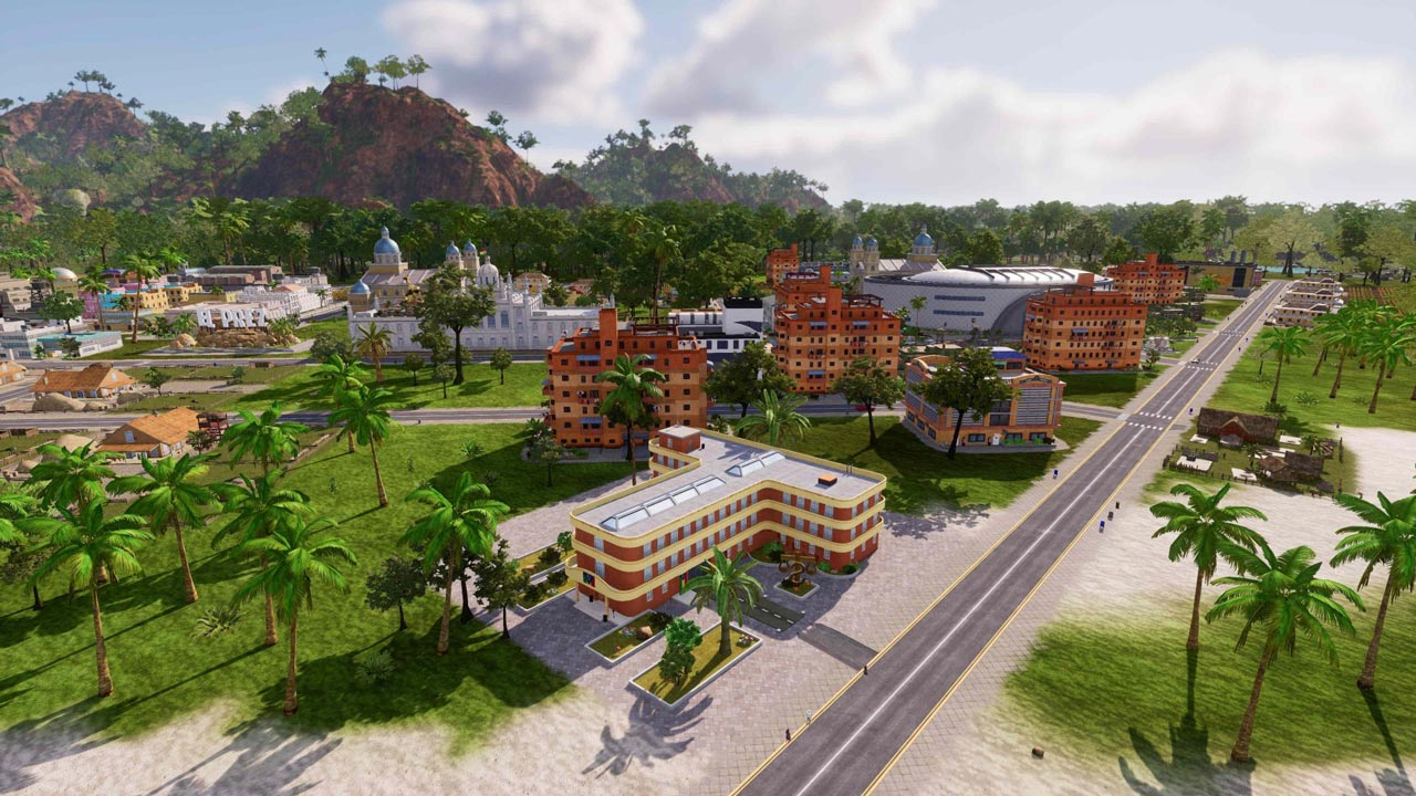 Tropico 6 - Lobbyistico (DLC) STEAM KEY / RU/CIS