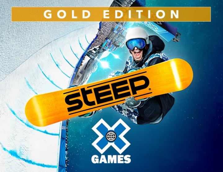 Steep X Games - Gold Edition (UPLAY KEY / RU/CIS)