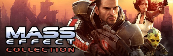 Mass Effect Collection (1 + 2 Digital Deluxe) STEAM