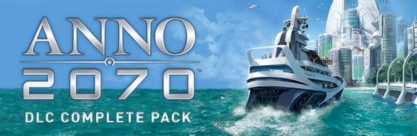 Anno 2070 DLC Complete Pack (9 in 1) STEAM GIFT /RU/CIS