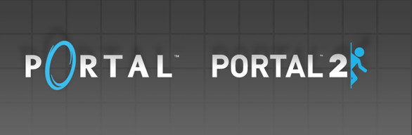 portal bundle: portal + portal 2 (steam gift / ru/cis) 349 rur