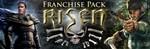 Risen Franchise Pack (1 + 2 + 3 Titan Lords + ALL DLC)