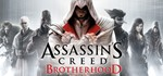 Assassin's Creed Brotherhood / Братство Крови (STEAM)