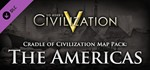 Картинка Civilization V: Cradle of Civilization - Americas (DLC) title=