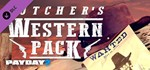 PAYDAY 2: The Butcher's Western Pack (DLC) STEAM/RU/CIS