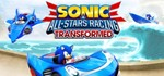 Sonic & All-Stars Racing Transformed (STEAM / RU/CIS)