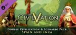 Изображение товара Civilization V Scenario Pack: Spain and Inca (STEAM)