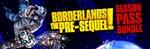Borderlands: The Pre-Sequel + Season Pass (STEAM KEY)
