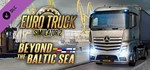 Euro Truck Simulator 2: Beyond the Baltic Sea (DLC) KEY