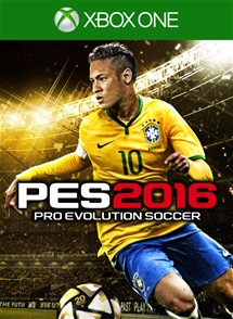 Pro Evolution Soccer 2016  / PES 16 (Xbox one)