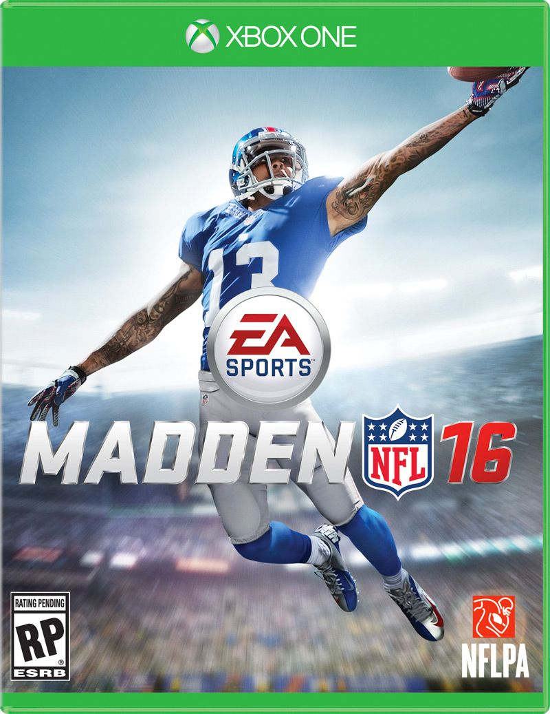 DIGITAL CODE Madden NFL 16 (Xbox One)