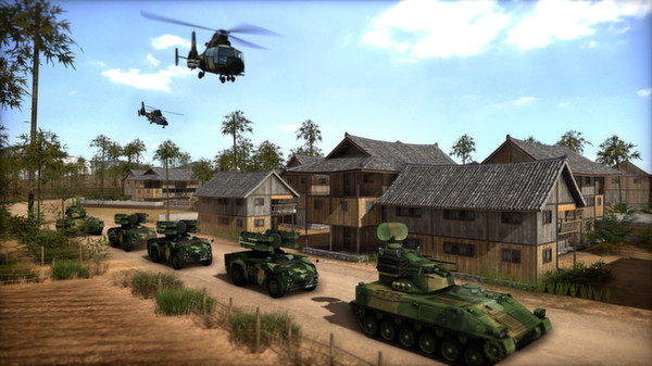 Wargame: Red Dragon (Steam gift \ RU+CIS)