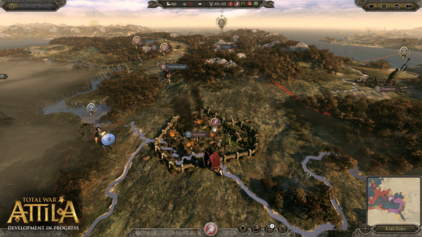 Total War: ATTILA (Steam gift \ RU+CIS)