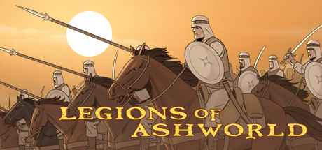 Legions of Ashworld (Steam key / Region free)