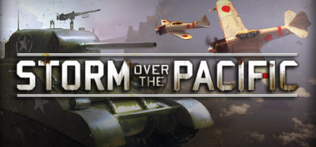 Storm over the Pacific (Steam key / Region free)