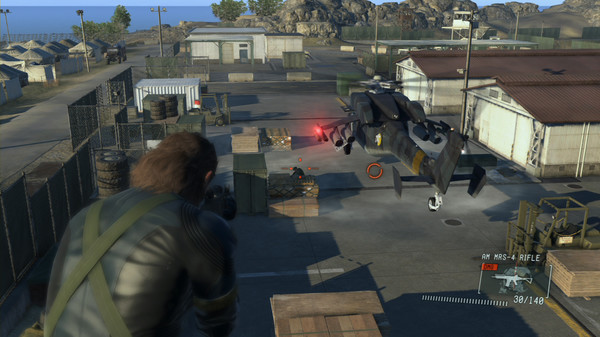 METAL GEAR SOLID V: GROUND ZEROES (Steam gift\RU+CIS)