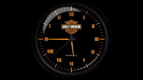 Clock Harley Davidson v1 code activation