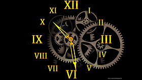 Mechanical Clock code activation
