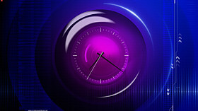 Radial Zoom Clock v2 code activation