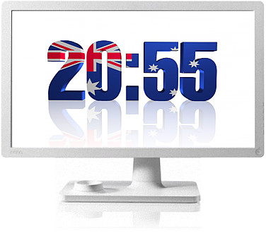 3D Australia Digital Clock code activation