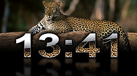Clock Digital Leopard code activation