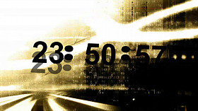 Grunge Digital Clock 3 code activation