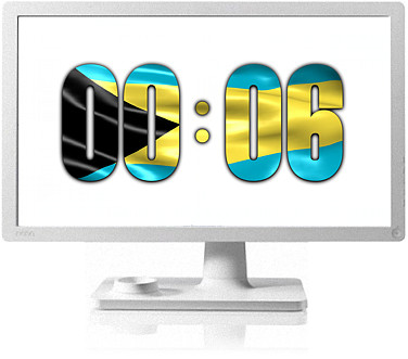 Bahamas Digital Clock code activation