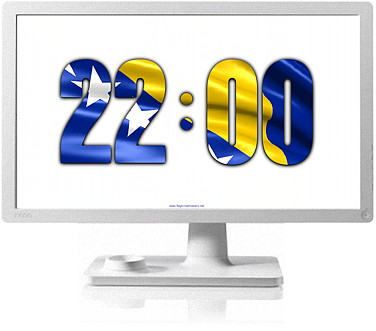 Bosnia and Herzegovina Digital Clock code activation